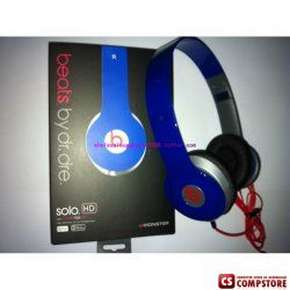 Наушник Beats Solo HD Headphones by Dr.Dre from Monster (Blue)