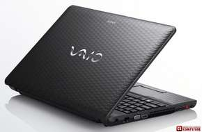 "Sony VAIO VPCEH2KFX (Core i5 / 4 GB / 320 GB / nVidia 1 GB / Windows / 15""6)"