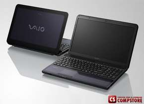 "Sony VAIO VPC-EH3AEG (Core i5-2450/4 GB RAM/500 GB HDD/nVidia 410/15""5 LED/ Windows/ Webcamera/ Bluetoth)"