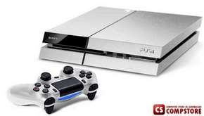 Sony PlayStation 4 500 GB (Glacier White)