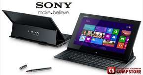 "Новогодняя акция!! Ультрабук Sony Vaio SVD1121Q2EB (Intel® Core i5-3337U/ 4 GB DDR3/ SSD 128 GB/ Intel HD  / LED 11.6""  TouchScreen/ Wi-Fi/ Bluetooth/ Win8)"