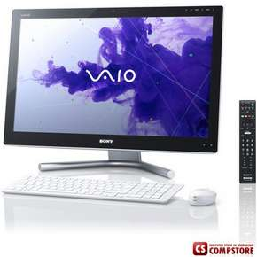"Моноблок Sony VAIO L24 SVL24145CX (Intel® Core™ i5-3230M/ DDR3 8 GB/ Intel HD/ 2 ТB HDD/ TouchScreen 24"" Full HD LED/ Bluetooth/ Wi-Fi/ DVD RW/ Win8)"