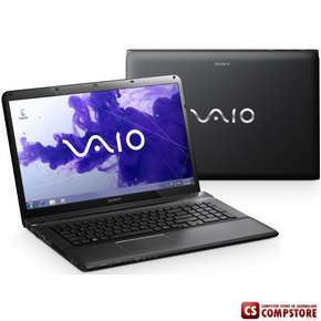 "Ноутбук Sony Vaio E Series (svE15116EGB) (Core i5-2450M/ 4 GB/ Radeon 7650 1 GB/ 500 GB/ 15""6 LED/ DVD RW/ Bluetoth/ Wi-Fi/ Windows)"