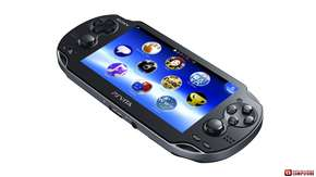 PS Vita Sony PCH-1008 ZA01 Wi-Fi Racing Whell