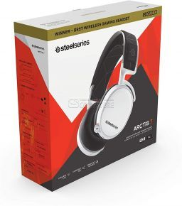 SteelSeries Arctis 7 White Gaming Headset