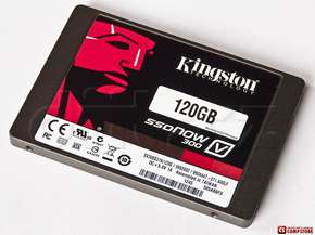 SSD Kingston SSDNow V300 120GB 2.5