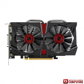 ASUS GEFORCE® GTX 750Ti (STRIX-GTX750TI-OC-2GD5)