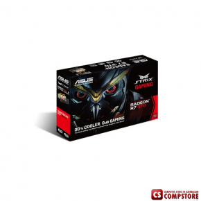 ASUS STRIX-R7370-DC2OC-4GD5-GAMING (4 GB/ 256 Bit)