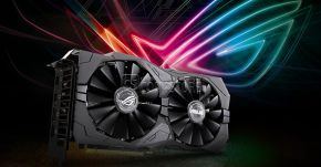 ASUS GEFORCE® ROG Strix GTX1650 (4 GB | 128 Bit)