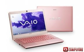 "Sony VAIO E Series VPC-EG3BFX/W  (Intel® Core™ i5-2450M/ DDR3 4 GB/ HDD 320 GB/ GeForce GT420/ 14"" LED/ Bluetooth/ Wi-Fi)"