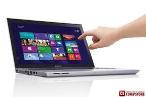 "Ультрабук Sony Vaio svT13125CDS (Intel® Core® i5-3517U/ DDR3 8 GB/ 32 GB SSD/ HDD 500 GB/ TouchScreen LED 13""3/ Intel HD GMA/ USB 3.0/ Bluetooth)"