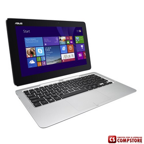 "Asus Transformer BooK T200TA-CP004H (Intel® Atom™ Z3775/ DDR3 2 GB/ 32 GB SSD/ 500 GB HDD/ IPS HD 11.6"" Touch/ Bluetooth/ Wi-Fi/ Win 8.1)"