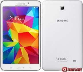 "Планшет Samsung Galaxy TAB 4 SM-T231 (Super Amoled 7""/ Qualcomm Snapdragon 400 MSM8226 1.2 GHz 4 Core/ RAM 1.5 GB/ 8 GB Storage/ 3G/ 4G)"