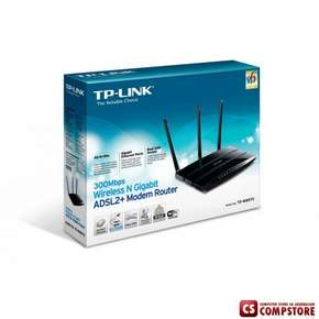 ADSL Modem TP-Link TD-W8970 Wireless N