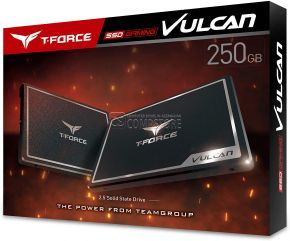 TEAMGROUP T-Force Vulcan 250 GB 2.5 inch SATA III (T253TV250G3C301)