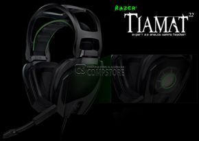 Razer TIAMAT 7.1 Surround Sound Gaming Headset (RZ04-02070100-R3M)