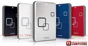 USB External HDD Toshiba 640 GB  2.5 Stor.E ART 3 USB 2.0
