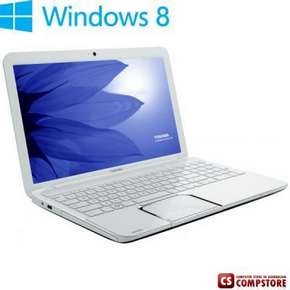 "Ноутбук Toshiba Satellite L850-D7W (PSKG8R-01L003RU) (Intel® Core™ i7-3630QM/ DDR3 8 GB/ AMD Radeon™ HD 7670M 2 GB/ HDD 640 GB/ 15""6 LED/ DVD RW/ Bluetoth/ Wi-Fi/ Windows 8 SL)"