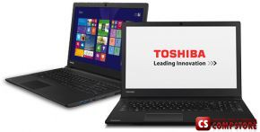 "Ноутбук Toshiba Satellite PRO R50-B-12V ( Intel® Core™ i5-4210U/ DDR3L 4 GB/ 500 GB HDD/ 15.6"" LED/ DVD RW/ Wi-Fi/ Webcamera/ USB 3.0)"