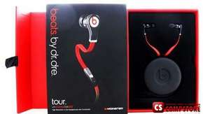 Наушник Beats by Dr.Dre Tour High Resolution In-Ear Headphones