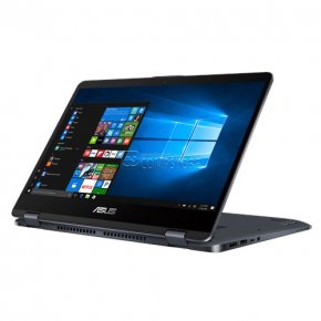 ASUS VivoBook Flip TP410UA-DH54T (90NB0FS1-M06250) (Intel® Core™ i5-8250U/ DDR4 8 GB/ Intel UHD/ SSD 256 GB/ TouchScreen LED FHD 14-inch USLIM / Wi-Fi/ Win10)
