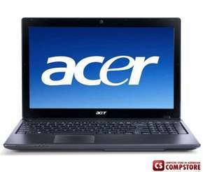 "Ноутбук Acer TravelMate 5760G-32314G50Mnsk (Intel® Core™ i3-2310M 2.1 GHz / DDR3 8 GB/ nVidia GeForce GT630 1 GB/ HDD 500 GB/ Display 15""6 LED/ DVD RW/ Bluetooth/ Wi-Fi)"