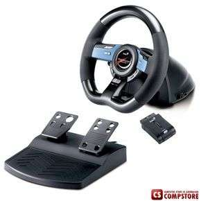 Genius Wireless Trio Racer Racing Whell