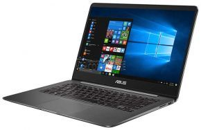 ASUS ZenBook UX430UN-IH74-GR (Intel® Core™ i7-8550U/ DDR4 16 GB/ SSD 512 GB/ NVIDIA® GeForce® MX150/ FHD 14-inch NanoEdge/ Wi-Fi/ Win10)