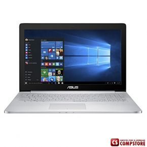 ASUS ZenBook Pro UX501VW-US71T (Intel® Core™ i7-6700HQ/ DDR4L 16 GB/ SSD 512 GB/ 15.6 Touch 4K LED/ nVidia GTX960/ Wi-Fi/ Windows 10)