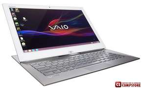 "Ультрабук SONY Vaio Duo D13223CX/W (Intel® Core™ i5-4200U/ DDR3 4 GB/ 128 GB SSD/ TouchScreen 13.3"" Full HD LED/ Bluetooth/ Wi-Fi/ Windows 8.1/ Exmor RS 8mpix)"
