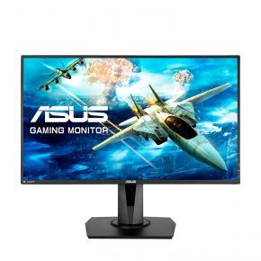 ASUS Gaming Monitor 27-inch (VG278Q) (HDMI | DVI | DP | EyeCare | 144 Hz | 1ms)