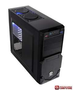 Корпус Case Thermaltake-V9 Commander GS-II (VN900K1W2N) Black