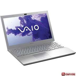"Ноутбук Sony Vaio S Series (VPCSE13FX/S) (Intel® Core™ i5-2430M / DDR3 8 GB/ AMD Radeon™ HD 6470M up to 2 GB / HDD 640 GB/ 15""5 FULL HD LED/ DVD RW/ Bluetooth/ Wi-Fi/ USB 3.0/ Windows 7)"
