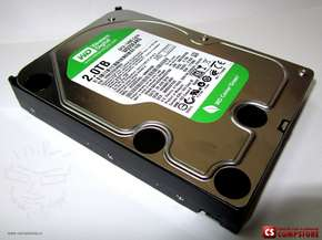 "Жесткий диск 3""5 Western Digital 2000 GB Western Digital Caviar Green (WD20EARS) HDD"