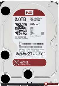 Western Digital Red HDD 2 Tb SATA 6Gb/s (WD20EFRX)