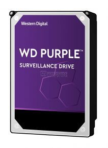 HDD Western Digital  Purple 4 TB (WD40PURZ)
