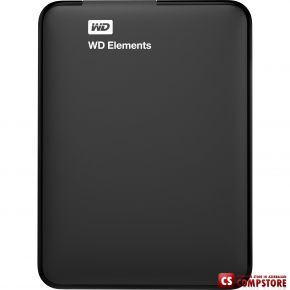 WD Elements USB 3.0 Бокс для жестких дисков