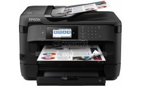 Epson WorkForce WF-7720DTWF (A3 | Printer | Xerox | Scanner | Wi-Fi | Duplex | ADF | Fax)