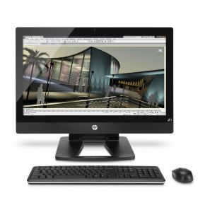 Workstation HP Z1 (WM479EA) (Intel® Xeon® E3-1245 3.30GHz/ Quadro 500 1 GB/ Windows 7)