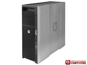 Рабочая станция HP Z620 (WM618EA) (Intel® Xeon® E5-1620 v2/ 8 GB DDR3/ 1 TB HDD/ Win7/ Win8)