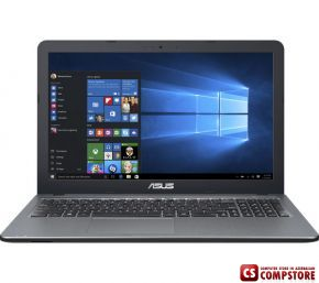"ASUS VivoBook Max X541UA-X0112D (90NB0CF1-M04990) (Intel® Core™ i5-6198DU/ DDR4 8 GB/ HDD 1 TB/ FHD LED 15.6"" / Wi-Fi/ Webcam/ DVD RW)"