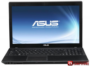 ASUS X55VD-SX089D (Core™ B980 2.4 GHz/ 4 GB DDR3/ HDD 500 GB/ nVidia GeForce GT 610 1 GB / LED 15