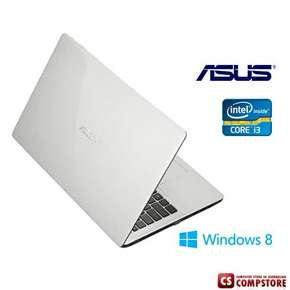 ASUS X550CA-SI30303T-W (Intel® Core™ i3-3217U/ DDR3 4 GB/ HDD 500 GB/ 15.6
