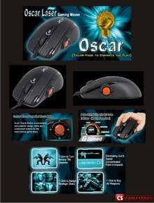 Gaming Mouse A4Tech XL-755BK X7 Series