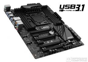 Mainboard MSI Extreme Gaming Intel X99 SLI Plus (LGA 2011)