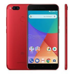 Xiaomi Mi A1 64 GB RED (Qualcomm Snapdragon 625/ 32 GB/ RAM 4 GB/ 5.5 IPS/ 2 SIM/ Dual Camera 12/12 MP)