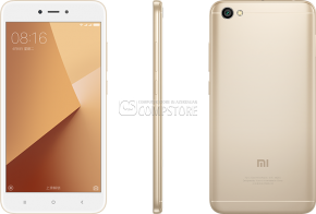 "Xiaomi Redmi NOTE 5A 16 GB GOLD (Qualcomm Snapdragon 425/ 16 GB/ RAM 2 GB/ 5.5"" IPS/ 2 SIM/ 13 MP/ 3080 mAh)"