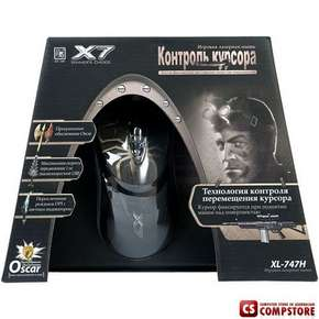 Gaming Mouse A4Tech XL-747H X7 Series