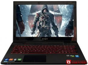 Игровой Ноутбук Lenovo IdeaPad Y5070 (59442808) (Intel® Core™ i7-4720HQ/ DDR3L 16 GB/ 8 GB SSD HDD 1 TB/ GeForce GTX 960M 4 GB/ Full HD LED 15.6/ Windows 8.1)