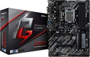 ASRock Phantom Gaming 4 Z390 Mainboard